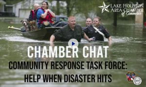 Chamber Chat - Community Response Task Force Help When Disaster Hits