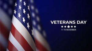 Many Thanks To Our Veterans This Veterans Day And Always!