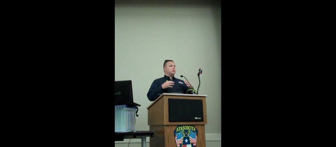Chris Collier, Speaker on April 9, 2021